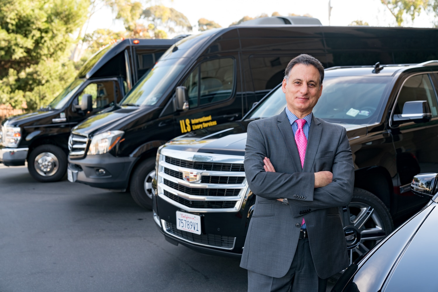 Chauffeur limo services ILS