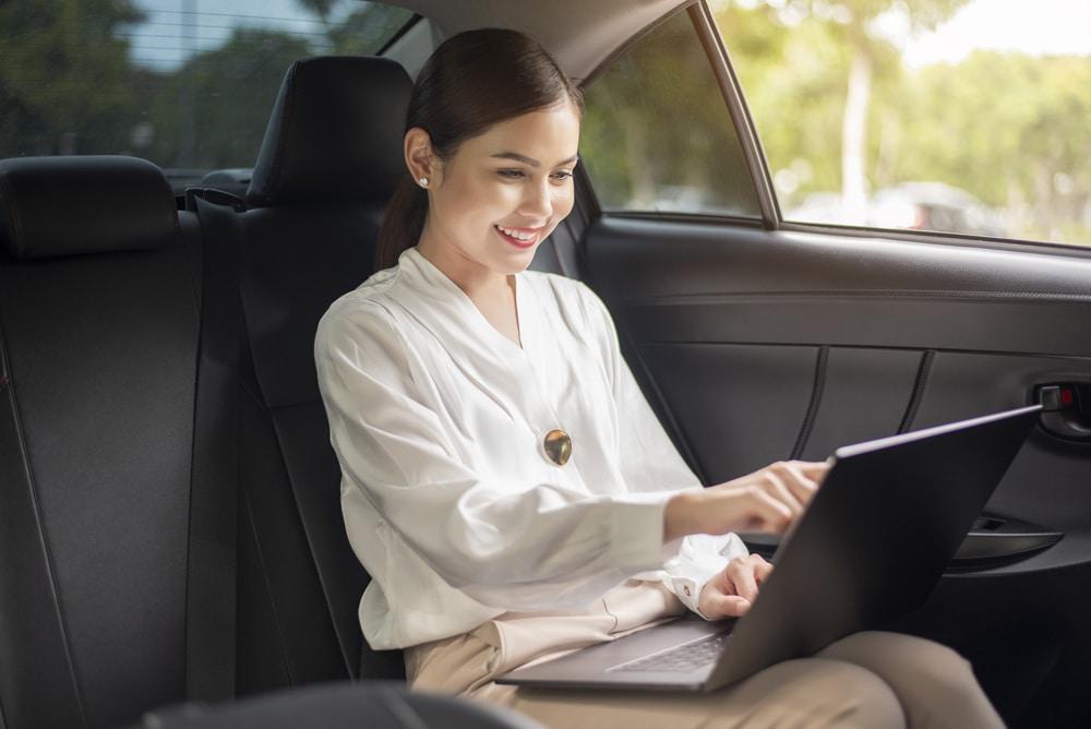 business limousine corporate limo service LA