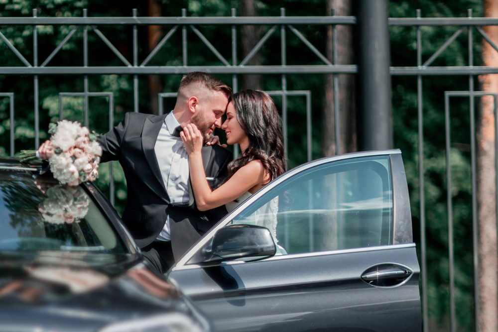 wedding rentals los angeles wedding limo